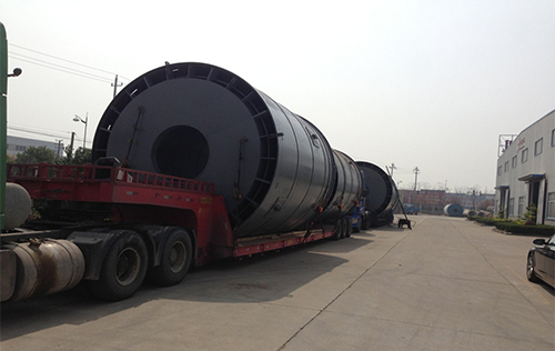 Zhongyi jianji manufactured in north ordos water diversion project Ф3800 paccpe steel delivery site