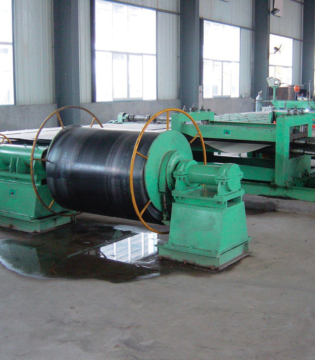 PCCP-L rolling plate Kaiping machine