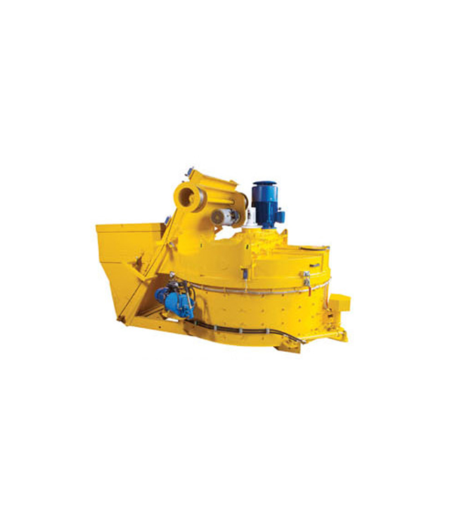 Planetary type commercial concrets stirring mill