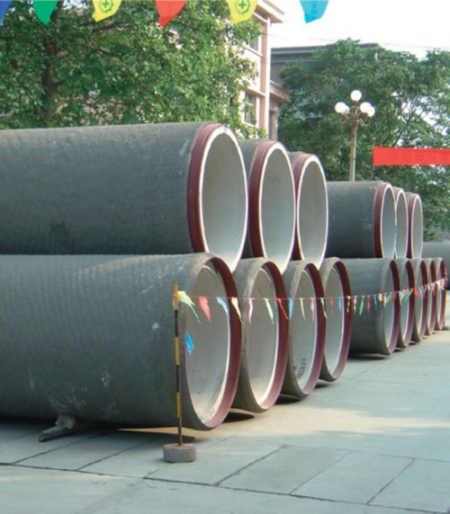 1200 PCCPL prestressed steel tube concrete pipe