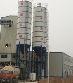 Price of concrete mixing station